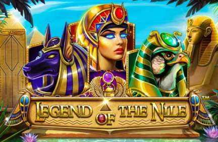 Play Legend of the Nile Slots game BetSoft