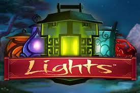 Lights Slot Slots game NetEnt