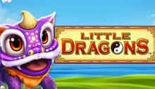 Play Little Dragons Slots game Novomatic