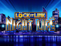 Lock it Link Night Life Slots game WMS