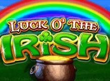 Luck O the Irish Slots game Blueprint Gaming