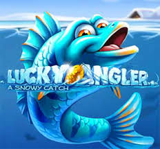Play Lucky Angler Slots game NetEnt