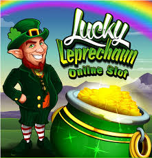 Play Lucky Leprechaun Slots game Microgaming