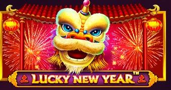 Play Lucky New Year Slots game Play n Go