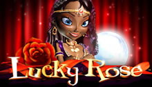 Lucky Rose Slots game Novomatic
