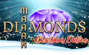 Maaax Diamonds Christmas Edition Slots game Gamomat