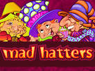 Mad Hatters Slots game Microgaming