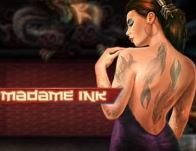 Play Madame Ink slot game Play n Go