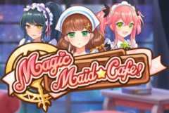 Play Magic Maid Cafe Slots game NetEnt
