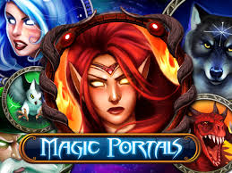 Magic Portals Slots game NetEnt