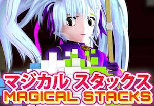 Magical Stacks Slots game Playtech