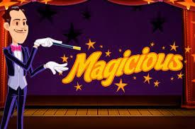 Magicious Slots game Casumo
