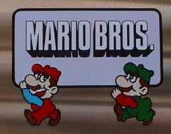 Mario Bros Arcade game Arcade