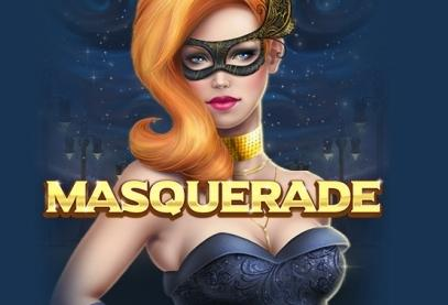 Masquerade Slots game Red Tiger