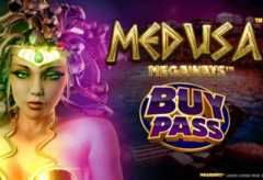 Play Medusa Megaways slot game NextGen
