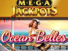 Play MegaJackpots Ocean Belles slot game IGT