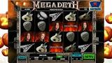 Megadeth Slots game Megadeth Video Slot