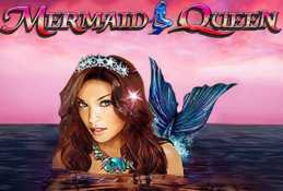 Play Mermaid Queen Slots game WMS