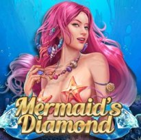 Play Mermaids Diamond Slots game Play n Go
