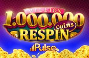 Play Million Coins Respin Slots game iSoftBet