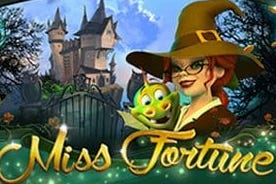 Miss Fortune Slots game Playtech