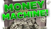 Money Machine Slots game Cayetano Gaming