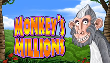 Monkey Millions Slots game Novomatic