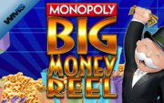 Monopoly Big Money Reel Slots game WMS