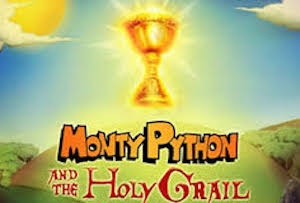 Monty Python and the Holy Grail Slots game Playtech