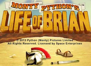 Monty Pythons Life of Brian Slots game Playtech