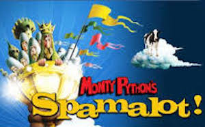 Play Monty Pythons Spamalot Slots game Playtech