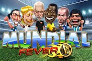 Mundial Fever Slots game Oryx