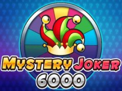 Mystery Joker 6000 Slots game Play n Go