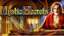 Mystic Secrets Slots game Novomatic