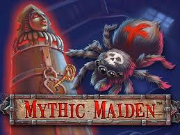 Play Mythic Maiden Slots game NetEnt