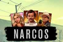 Play Narcos slot game NetEnt