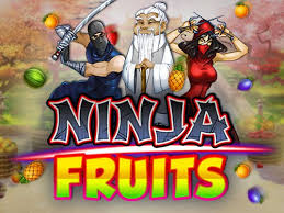 Play Ninja Fruits Slots game Casumo