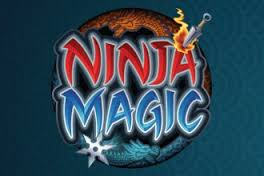 Ninja Magic Slots game Microgaming