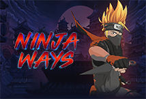 Ninja Ways Slots game Red Tiger