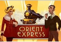 Play Orient Express Slots game Yggdrasil