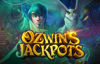 Play Ozwins Jackpot Slots game Yggdrasil