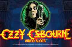 Play Ozzy Osbourne Slots game NetEnt