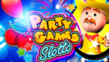 Party Games Slots game Novomatic