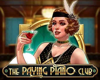 The Paying Piano Club free Slots game