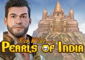 Play Pearls of India Slots game Casumo
