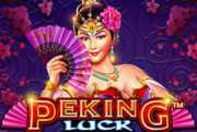 Play Peking Luck Slots game PragmaticPlay