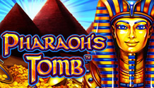 Play Pharoahs Tomb Slots game Novomatic