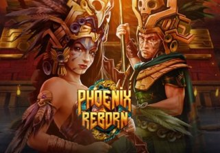 Phoenix Reborn Slots game Play n Go