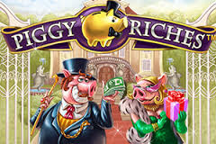 Play Piggy Riches Slots game NetEnt