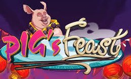 Play Pigs Feast Slots game Eyecon